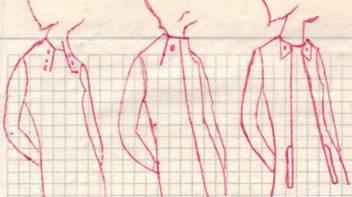 фасоны перемещение нагрудной вытачкина линию горловины1