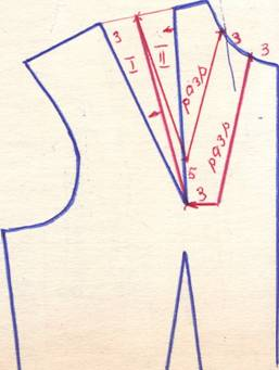 чертеж на линию горловины2