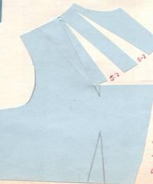 на линию груди сборки 2