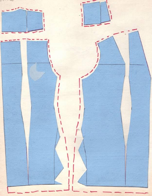 Фасоны сарафанов, крой, чертеж