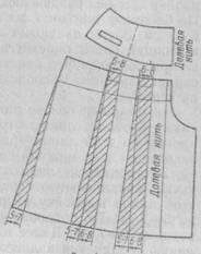 Техника вязания спицами следков