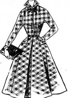 Цельнокроеный рукав с ластовицей пальто выкройка