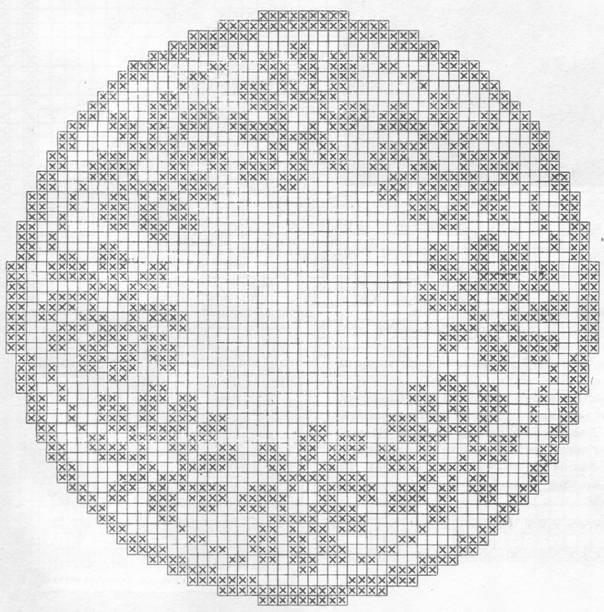 свой цитатник или сообщество!  Схемы цветов для филейного вязания.  Прочитать целикомВ.