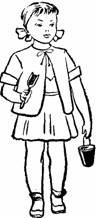 пошив детского сарафана с кофточкой