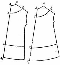 юбка и платье чертеж размер, платье