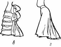 пошив юбок