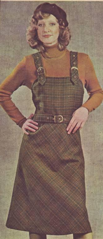 Как сшить зимний сарафан - Все о моде