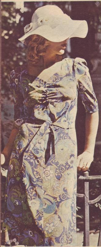шелка вязанных из модели платьев