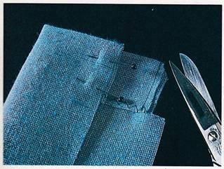 пошив акладных карманов