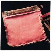 накладной карман на подкладке